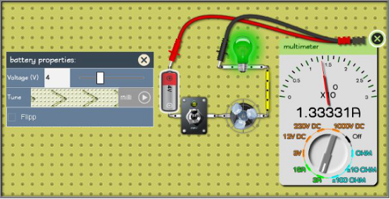 эмулятор электрических схем онлайн - фото 3