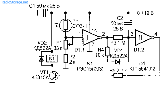 оптотранзистор схема - netpmigeabsigh1984's blog